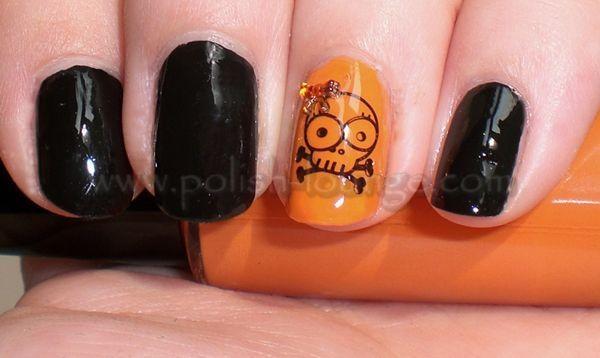 Konad halloween nail art : Nails and things october new york lady s