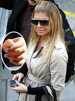 Nail Inspiration, Part III: Fergie (3/6)