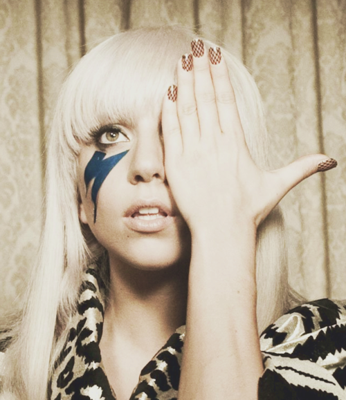 Nail Inspiration, Part 2: Lady Gaga (2/6)